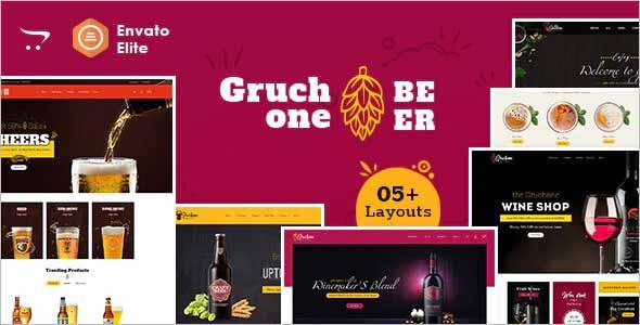 Gruchone Opencart Multi Purpose Theme