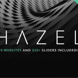 Hazel MultiPurpose WordPress Theme