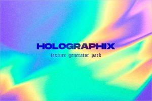 Holographix Texture Generator