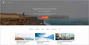 Hot Travels Joomla Themes