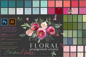 Intro Sale 40% off Bouquet Creator
