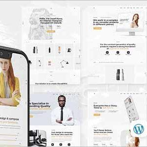 Kano Creative Multipurpose WordPress Theme 0