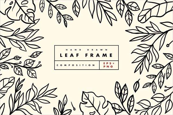 Leaf Frame Composition Bundle