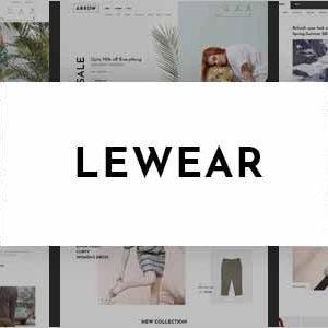 Lewear Multipurpose WooCommerce Theme 1
