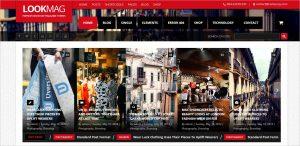 LookMag HTML5 Magazine Template 0