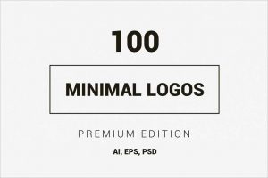 MEGA BUNDLE 1100 Logos & Badges 0