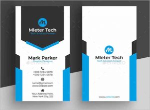 Modern Business Card Template 0