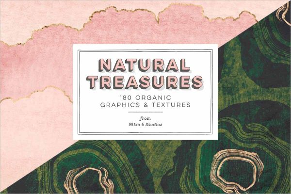 Natural Treasures 180 Organics
