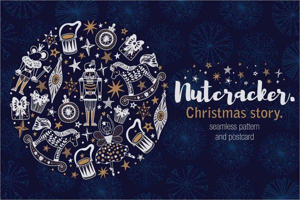 Nutcracker Christmas story