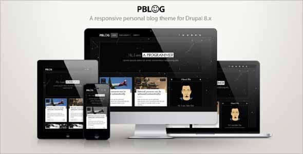 Pblog A Personal Blog Theme