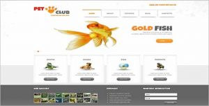 Pet Club Animals Joomla Theme