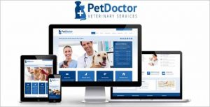 PetDoctor Veterinary Joomla Theme