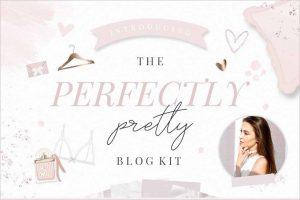 Pretty Blog Design Kit