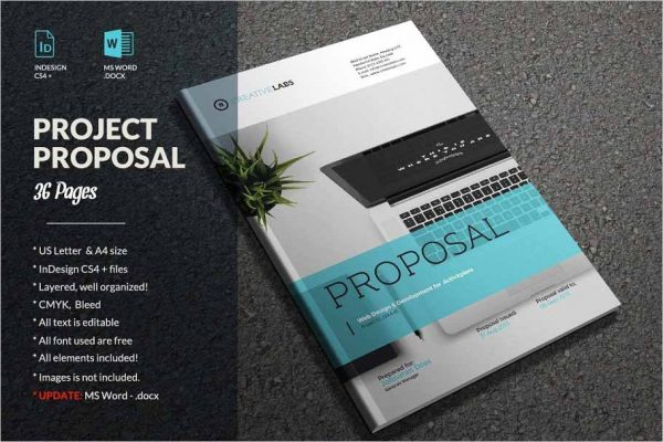 Proposal Business Brochure
