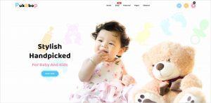 Pukabop Kids Store Shopify Theme 1