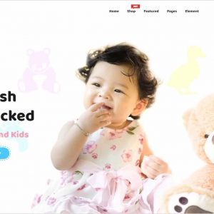 Pukabop Kids Store Shopify Theme 1
