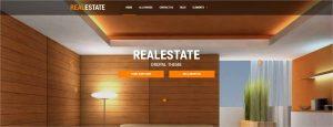 RealEstate Responsive Drupal Theme
