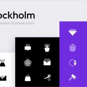 Stockholm Premium Icons Pack