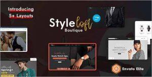 StyleLoft Opencart Multi-Purpose Responsive Theme