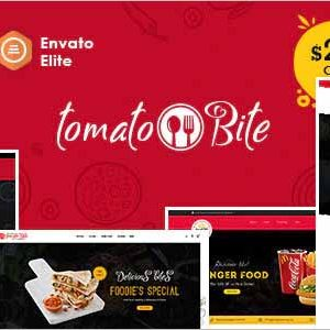 Tomato Bites Opencart Multi-Purpose Theme