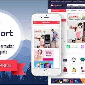 TopMart Multipurpose Responsive PrestaShop Theme