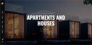 UpHome Modern Architecture HTML Template