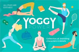 YOGGY Power collection