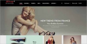 fShop Advanced Multipurpose Theme