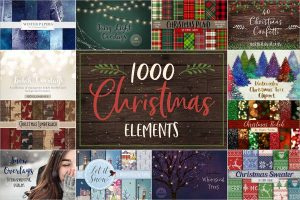Christmas Pattern Bundle