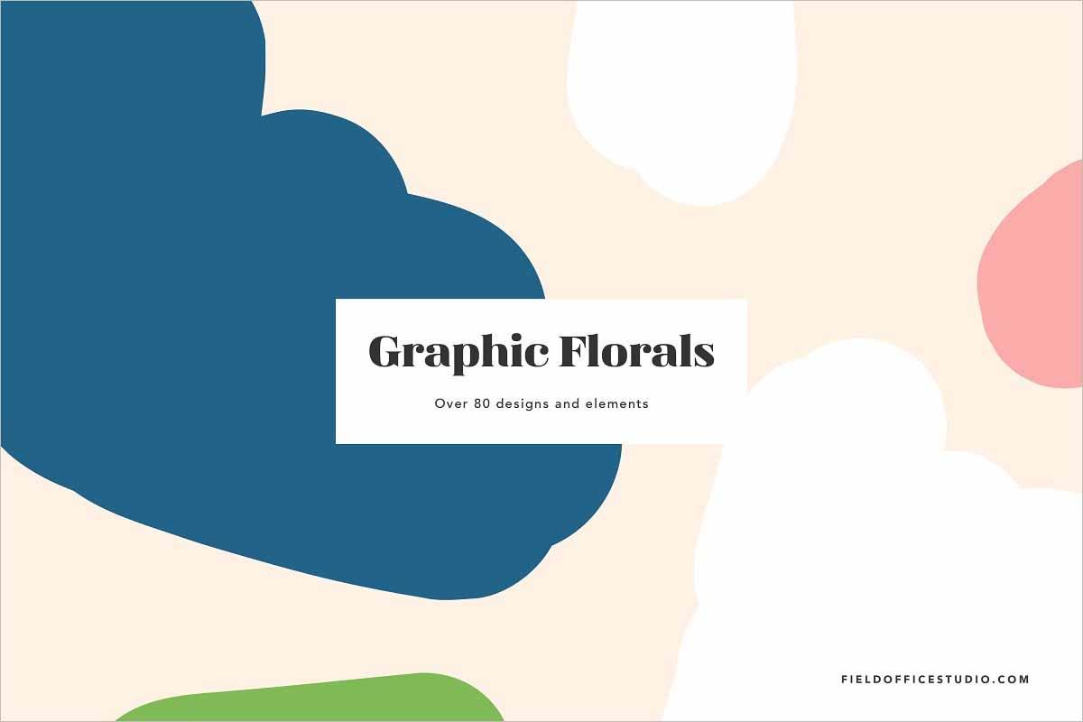 Graphic Florals Bundle
