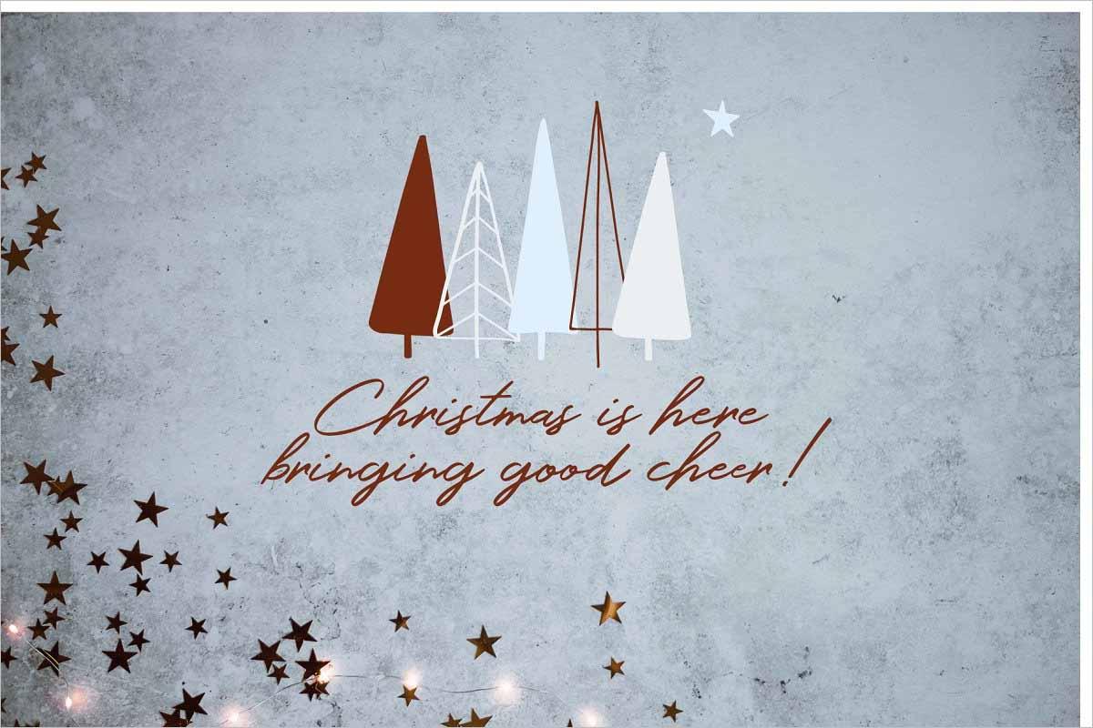 Scandinavian Christmas Trees 0