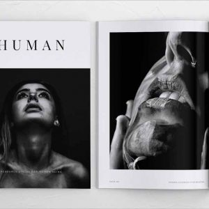 Human Minimalist Lookbook Magazines