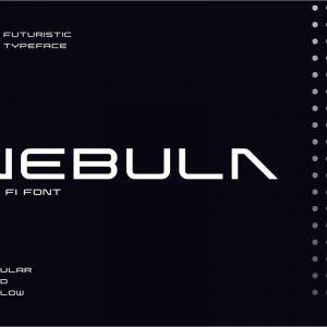Nebula Font