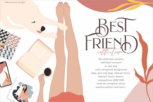 Best Friend collection