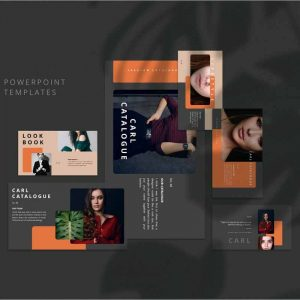 Carl Creative PowerPoint Template