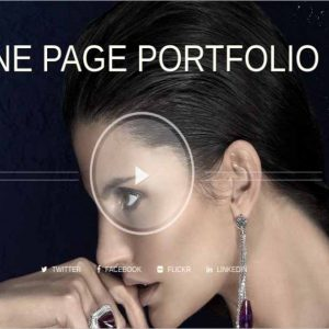 Photographer Drupal Portfolio Theme