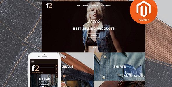 Designer Boutique Magento Theme