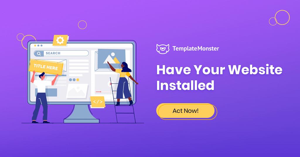 Website Installation Services