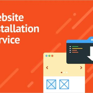 Website Installation Service