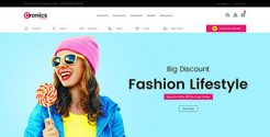 15 Designer Boutique Opencart Templates